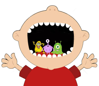 Bacteria Of The Mouth 120