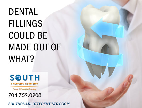 Dental Fillings, Dental Trend, Lastest Dental News, Special Fillings, Glass Fillings, Charlotte NC, South Charlotte Dentistry
