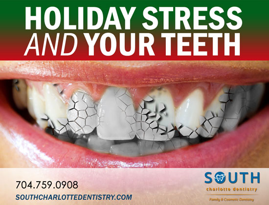 Shopping Hurt My Teeth Don T Let Holiday Stress Effect Your Oral